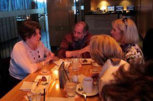 SLA Fellows Dinner in Vancouver